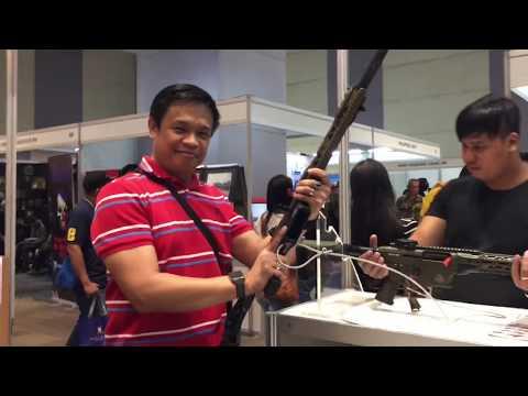 TACS Expo 2018: Pistols and Shotguns by Armscor, Rock Island Armory