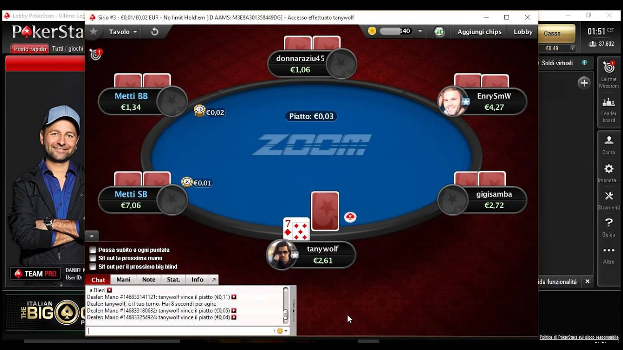 Texas Holdem Two Players