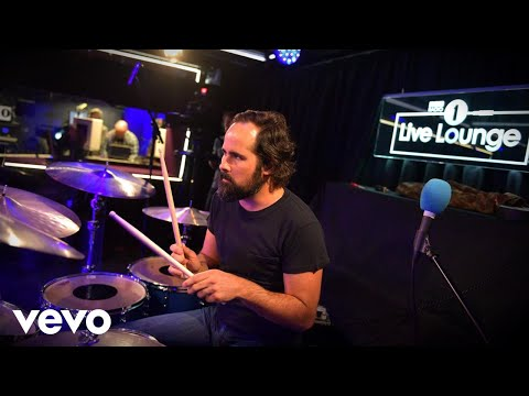 The Killers - Fame (David Bowie cover) in the Live Lounge