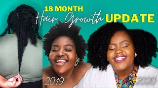 "MY ""NATURAL HAIR"" IS ALMOST WAIST LENGTH 