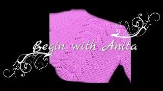 tutorial 51- kids sweater design/ easy knitting design in hindi