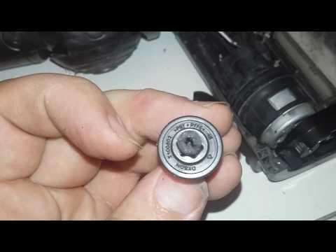 Ремонт турбощетки пылесоса Dyson DC62 дома, своими руками.