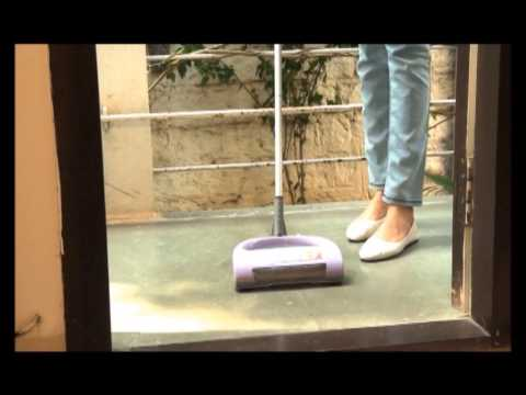 Repeat Xiolife India: Quickclean - Cordless Sweeper by