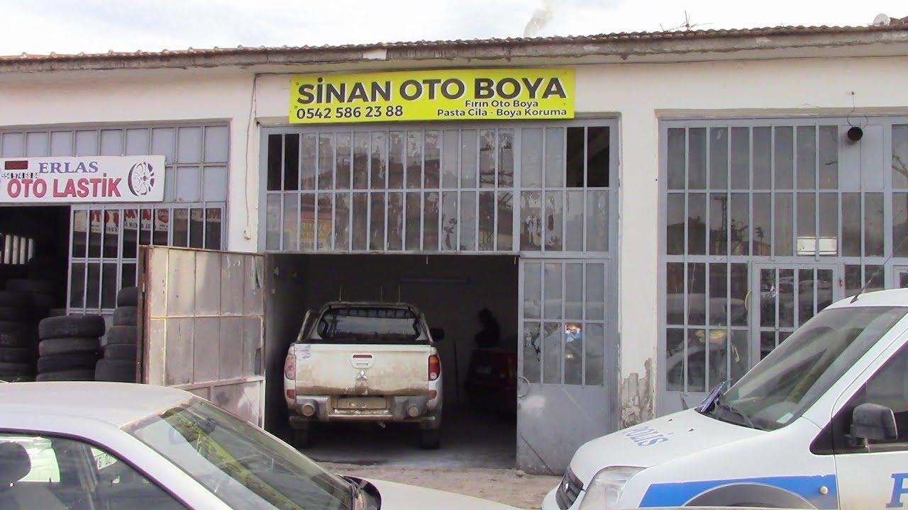 Sinan Oto Boya