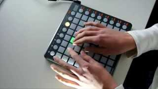 Launchpad Skrillex Freestyle