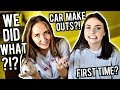 DIRTY QUESTIONS! OUR FIRST TIME! ft Amy Ordman | Kenzie Elizabeth