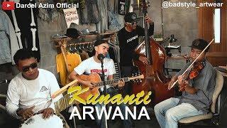 ARWANA - Kunanti Cover by Daroel Azim Official