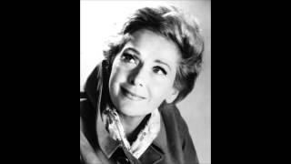 Schubert - Die junge Nonne - Schwarzkopf / Fischer Turin 1954
