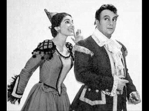 Tito Gobbi & Maria Callas - Dunque io son - Il barbiere di Siviglia