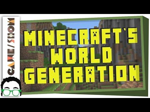 How Minecraft Generates Such HUGE Worlds   Game/Show   PBS Digital Studios