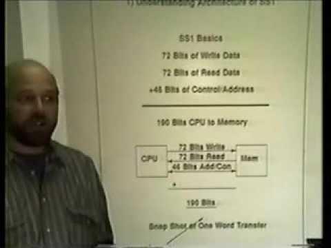 How to build a supercomputer Cray Dan Massopust USAsculptures
