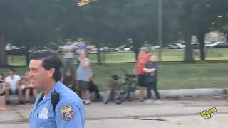 Philadelphia Police Threaten Unicorn Riot Reporter After Vigilante Assault [raw]