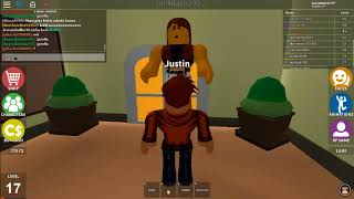 roblox - serie ep 1 emily e justin IN GUEST 666 STORY