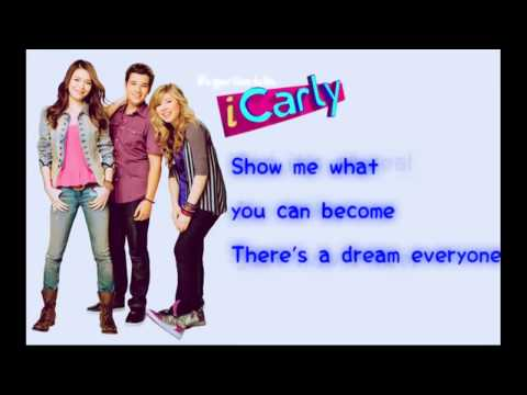 ICarly Theme Song ( Lyrics ) Leave It All To Me