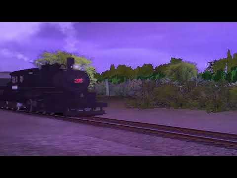 Mississippian 77 Pulls A 19-Car Freight Train