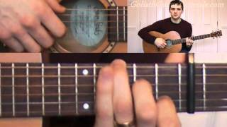 How To Play Love Is All By The Tallest Man On Earth - Guitar Lesson Tutorial