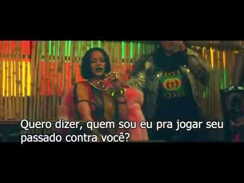 Rihanna - Work ftDrake (Legendado/Tradução)