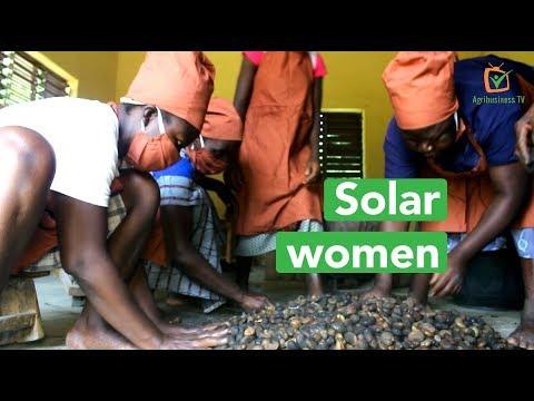 Benin: Solar women