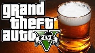 Drunk GTA 5 #3 | THE LAUGH