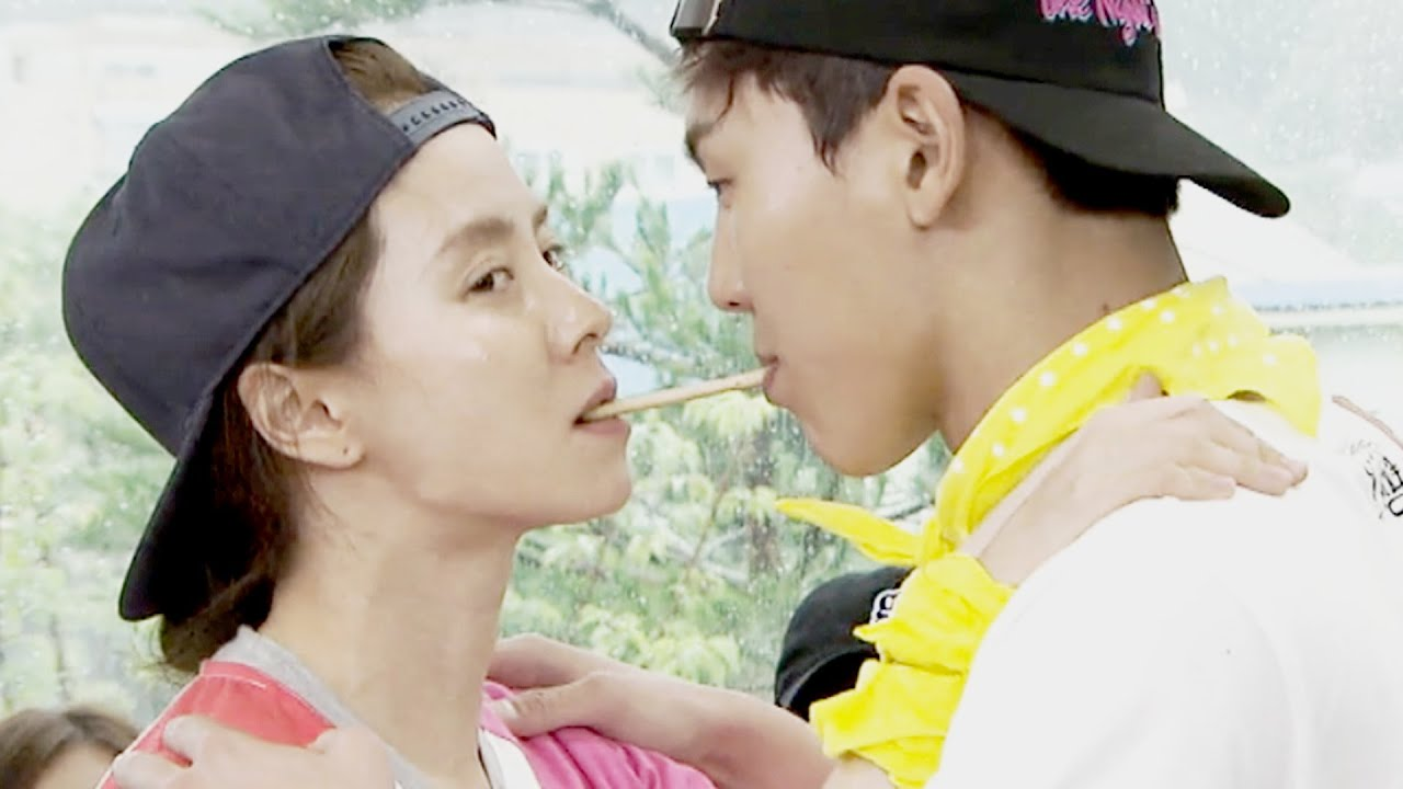 Jihyo and Shy Boy Shownu (Monsta_X) Moment in Running Man ep.307