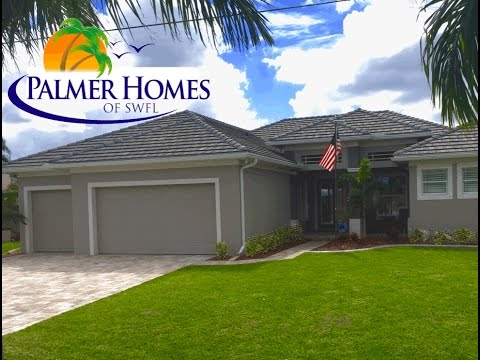 The getaway model home by palmer homes youtube for Palmers homes