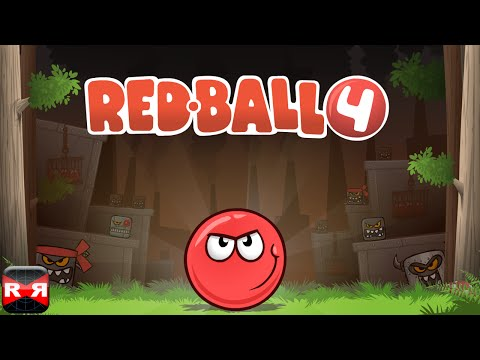 Red Ball 4 (By FDG Entertainment) - iOS - iPhone/iPad/iPod Touch Gameplay