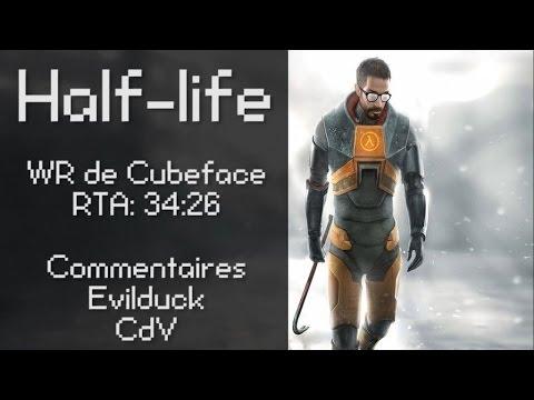 Speed Game Hors-série: Half-life record du monde en 34:26 !