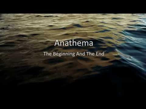 Anathema - The Beginning and the End (Weather systems) HD