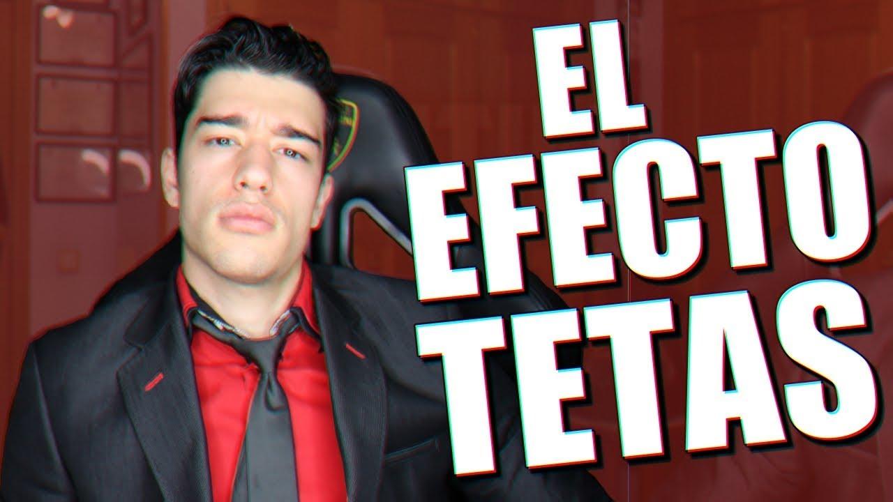 Anabel Alonso Tetas el efecto tetas