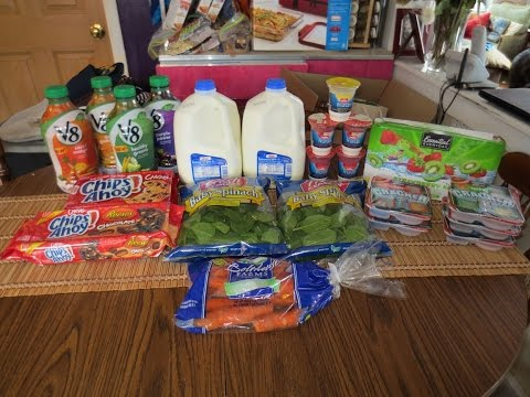 Jewel-Osco Coupon Haul 1/11/15
