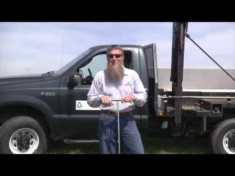 Soil Probe Truck - The better way to take soil samples
