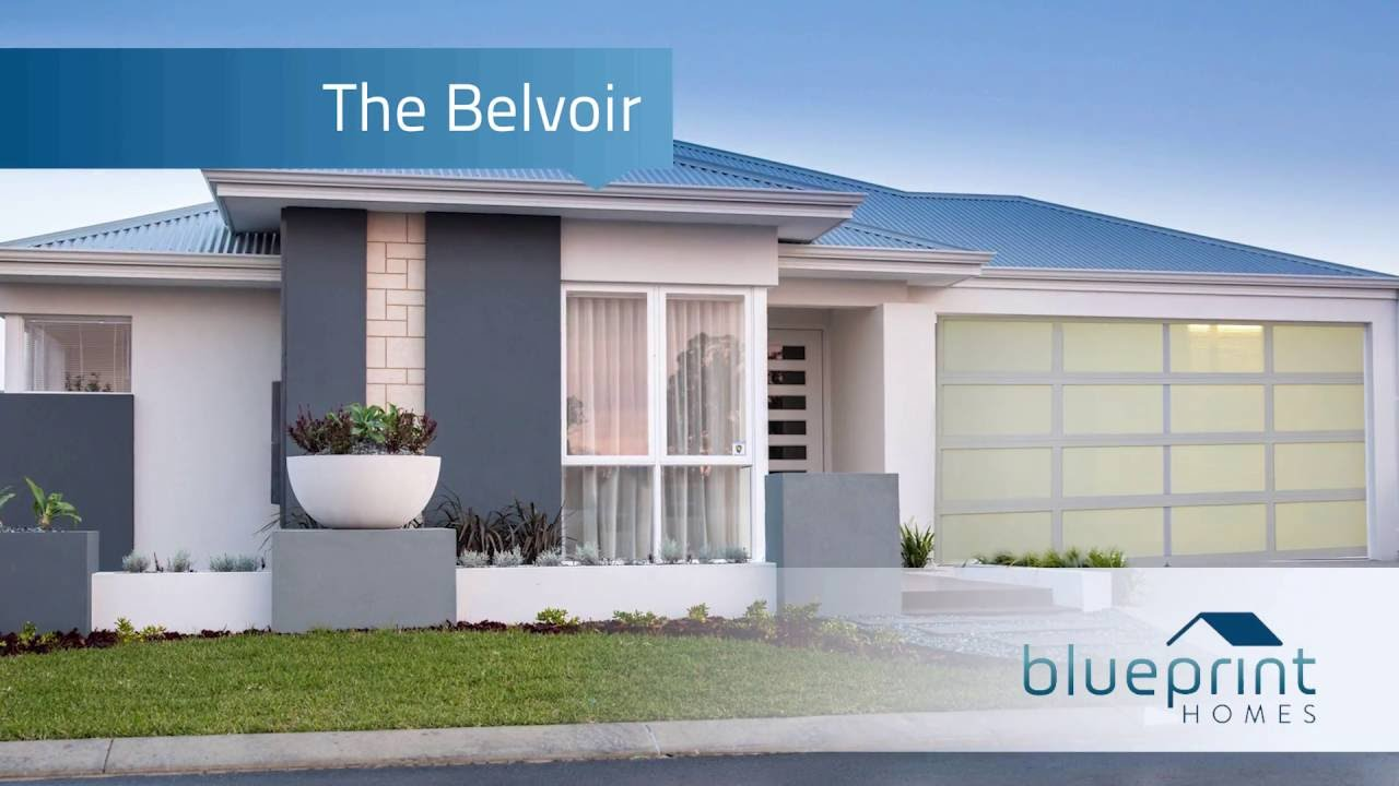 Blueprint Homes The Belvoir Display Home