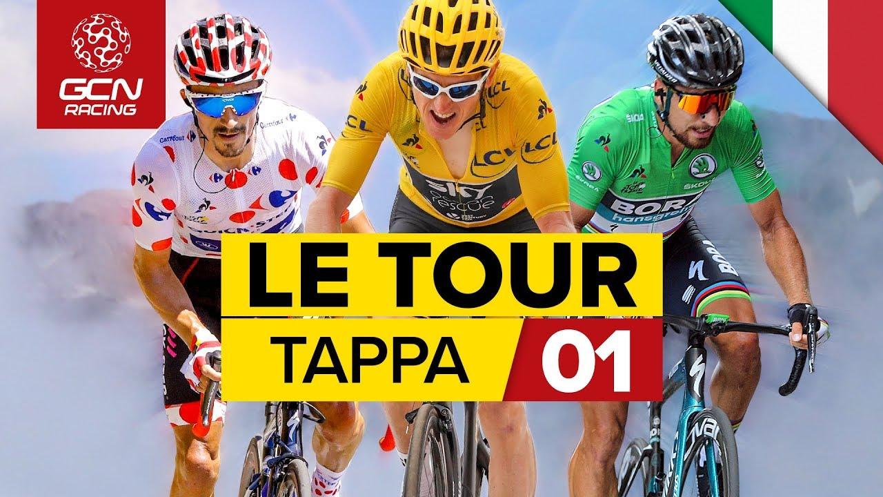 Tour de France 2019, 1° tappa: Bruxelles-Bruxelles