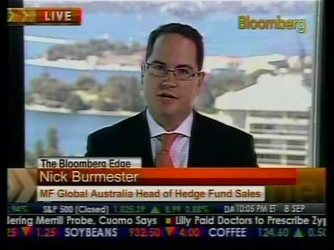Australian Commodity Stocks Surge - Bloomberg