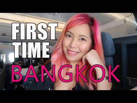 FIRST TIME IN BANGKOK, THAILAND! (Sept. 26, 2018) - saytioco