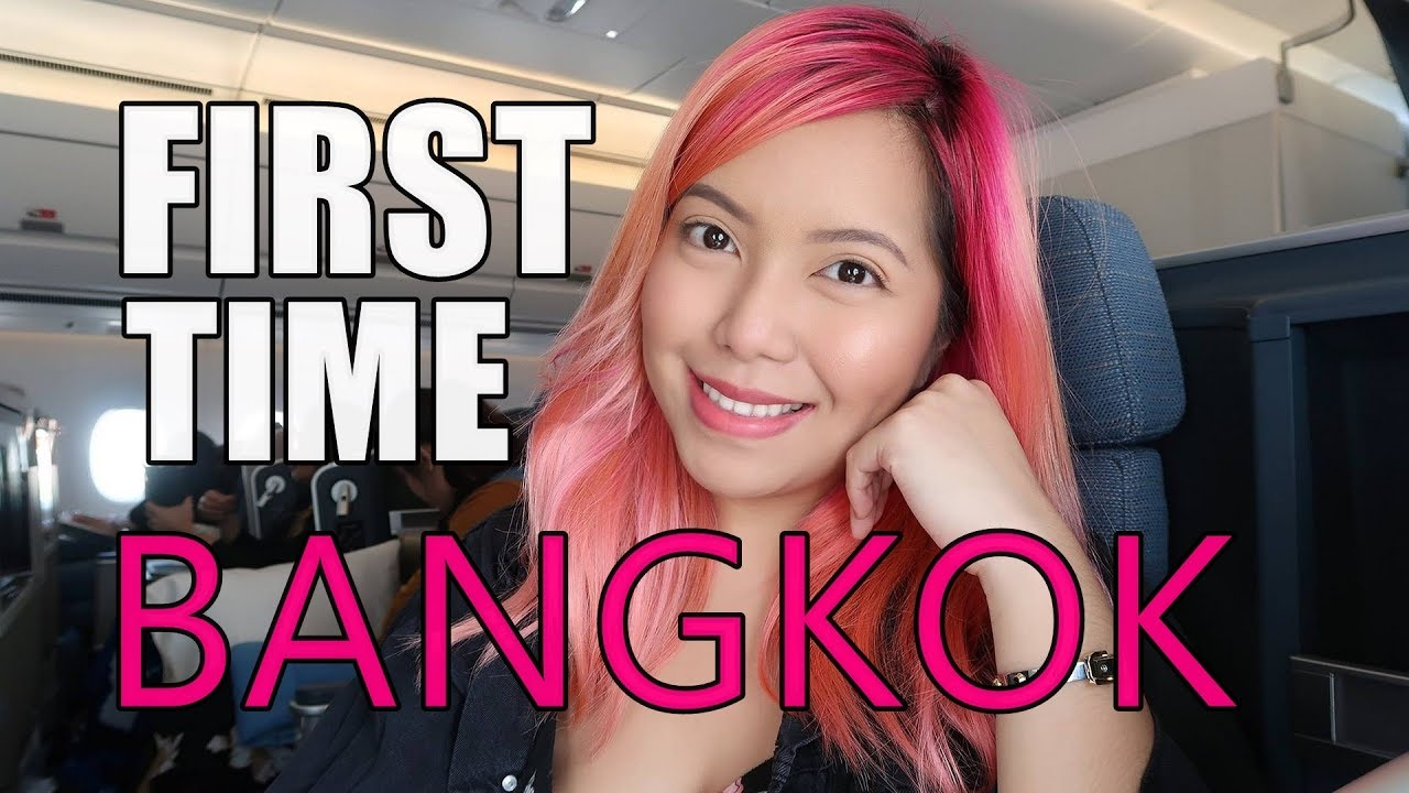 FIRST TIME IN BANGKOK, THAILAND! (Sept. 26, 2018) – saytioco