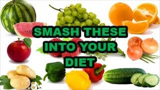 SUPER Foods For A SUPER You! Healthy Eating to Help Weightloss.