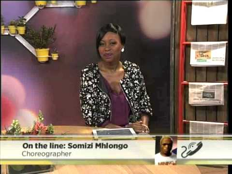 Somizi Mhlongu Mother's Day Call (9 May...
