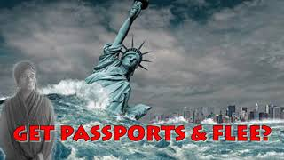 Should you get a passport and flee America? Babylon