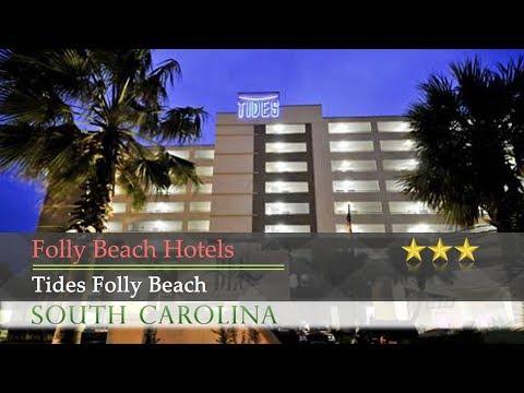 Tides Folly Beach - Folly Beach Hotels, South Carolina
