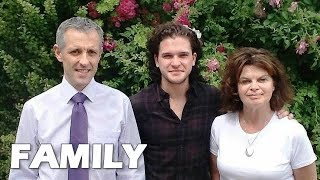 Kit Harington Family Pictures || Father, Mother, Brother, Spouse!!!