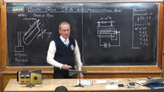 Урок 384. Опыты Герца. Свойства электромагнитных волн