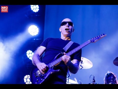 Time and If I Could Fly - Joe Satriani Live @ The Fox Theater Oakland, CA 2-28-16