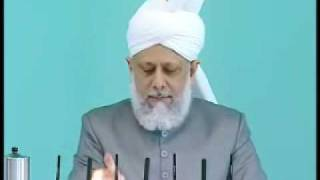 Friday Sermon: 8th May 2009 - Part 5 (Urdu)