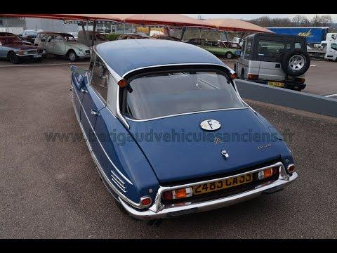 Citroën DS21M Pallas 1968
