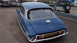 Citroën DS21M Pallas 1968