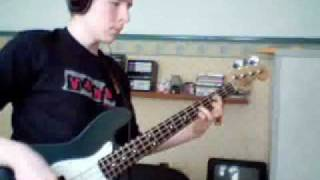 [OLD VIDEO] The Brothers Johnson - Stomp [Bass Cover]