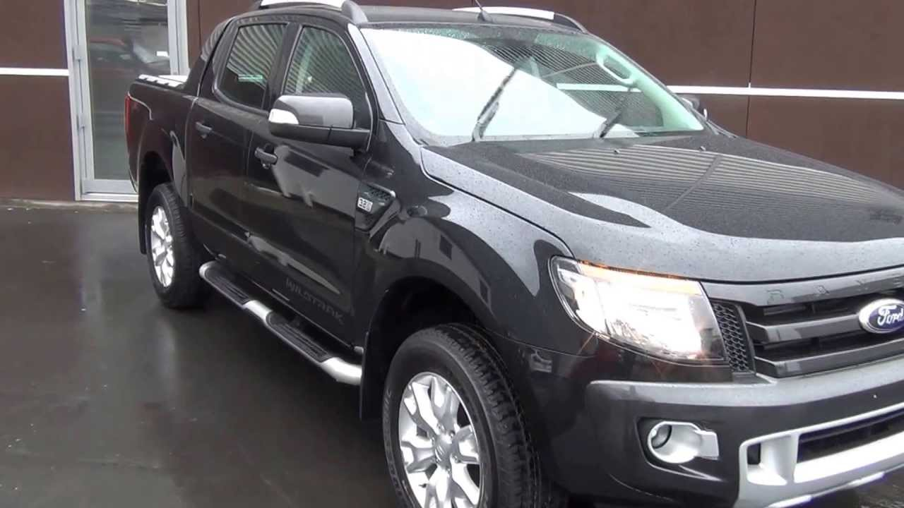 ford ranger wildtrak 2013 wildtrak video review team hutchinson ford youtube. Black Bedroom Furniture Sets. Home Design Ideas
