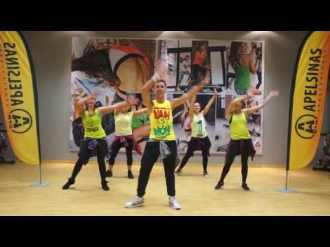 Zumba - Reggaetón Lento (Bailemos)