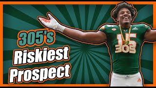 Gregory Rousseau is a BOOM or BUST Prospect | 2021 NFL Draft Scouting Report